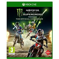 Monster Energy Supercross - Xbox One - Hra pre konzolu