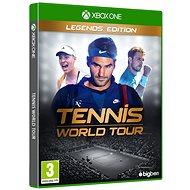 Tennis World Tour – Legendárna edícia – Xbox One - Hra pre konzolu