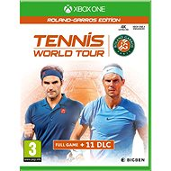 Tennis World Tour – RG Edition – Xbox One - Hra na konzolu