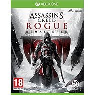 Assassin's Creed: Rogue Remastered - Xbox One - Hra na konzolu