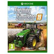 Farming Simulator 19 - Xbox One - Hra na konzolu