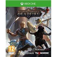 Pillars of Eternity 2: Deadfire - Xbox One - Hra pre konzolu
