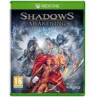 Shadows: Awakening – Xbox One - Hra na konzolu