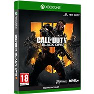 Call of Duty: Black Ops 4 – Xbox One - Hra na konzolu