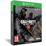 Call of Duty: Black Ops 4 PRO – Xbox One - Hra na konzolu