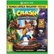 Crash Bandicoot N Sane Trilogy – Xbox One - Hra na konzolu