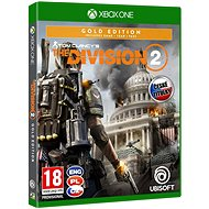 Tom Clancys The Division 2 Gold Edition - Xbox One - Hra na konzolu