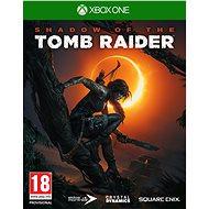 Shadow of the Tomb Raider – Xbox One - Hra na konzolu