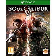 SoulCalibur 6 – Xbox One - Hra na konzolu