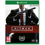 HITMAN: Definitive Edition – Xbox One - Hra pre konzolu