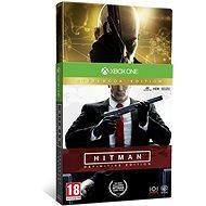 HITMAN: Definitive Steelbook Edition - Xbox One
