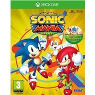 Sonic Mania Plus – Xbox One - Hra na konzolu