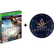 Assassin's Creed Odyssey – Omega edition + Hodiny – Xbox One - Hra na konzolu