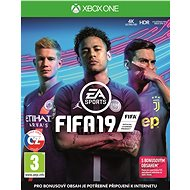 Fifa 19 – Xbox One - Hra na konzolu