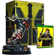 Cyberpunk 2077 Collectors Edition – Xbox One - Hra na konzolu