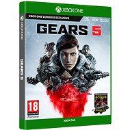 Gears 5 – Xbox One - Hra na konzolu