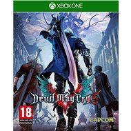 Devil May Cry 5 – Xbox One - Hra na konzolu