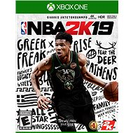NBA 2K19 – Xbox One - Hra na konzolu