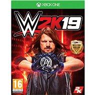 WWE 2K19 – Xbox One - Hra na konzolu