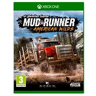 Spintires: MudRunner – American Wilds Edition – Xbox One - Hra na konzolu