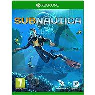 Subnautica – Xbox One - Hra na konzolu