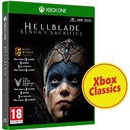 Hellblade: Senuas Sacrifice – Xbox One - Hra na konzolu