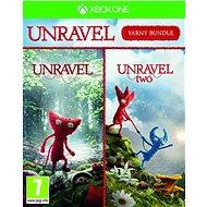 Unravel 1+2 – Yarny Bundle – Xbox One - Hra na konzolu