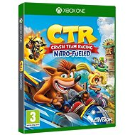 Crash Team Racing Nitro-Fueled – Xbox One - Hra na konzolu