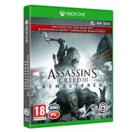 Assassins Creed 3 + Liberation Remaster – Xbox One - Hra na konzolu