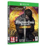 Kingdom Come: Deliverance Royal Edition – Xbox One - Hra na konzolu