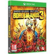 Borderlands 3: Super Deluxe Edition – Xbox One - Hra na konzolu