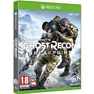 Tom Clancys Ghost Recon: Breakpoint – Xbox One - Hra na konzolu