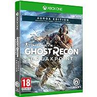 Tom Clancy's Ghost Recon: Breakpoint Auroa Edition – Xbox One - Hra na konzolu