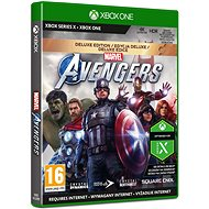 Marvels Avengers: Deluxe Edition – Xbox One - Hra na konzolu