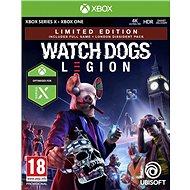 Watch Dogs Legion Limited Edition – Xbox One - Hra na konzolu