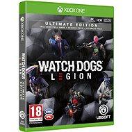 Watch Dogs Legion Ultimate Edition – Xbox One - Hra na konzolu