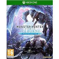Monster Hunter World: Iceborn Master Edition – Xbox One - Hra na konzolu