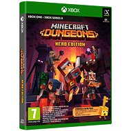 Minecraft Dungeons: Hero Edition - Xbox One - Hra na konzolu