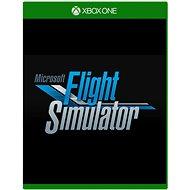 Microsoft Flight Simulator – Xbox One - Hra na konzolu