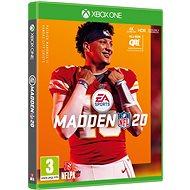 Madden NFL 20 – Xbox One - Hra na konzolu