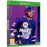 NHL 20 – Xbox One - Hra na konzolu