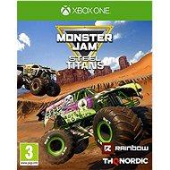 Monster Jam: Steel Titans – Xbox One - Hra na konzolu