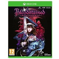 Bloodstained: Ritual of the Night – Xbox One - Hra na konzolu