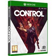 Control – Xbox One - Hra na konzolu
