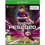 eFootball Pro Evolution Soccer 2020 –  Xbox One - Hra na konzolu