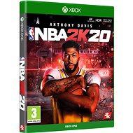 NBA 2K20 – Xbox One - Hra na konzolu