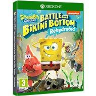 Spongebob SquarePants: Battle for Bikini Bottom – Rehydrated – Xbox One - Hra na konzolu