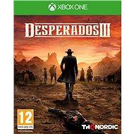 Desperados III – Xbox One - Hra na konzolu