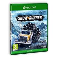 SnowRunner – Xbox One - Hra na konzolu
