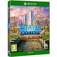 Cities: Skylines – Parklife Edition – Xbox One - Hra na konzolu
